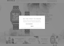 MICHELE official website