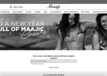 Maaji Swimwear official website