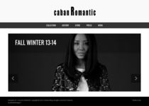 Caban Romantic official website