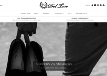 Del Toro Shoes official website