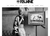FLYJANE official website