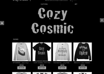 Cozy Cosmic official website