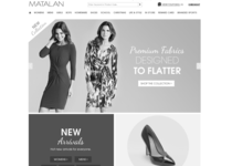 Matalan official website