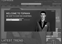 Topman official website