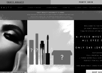 Fenty Beauty official website