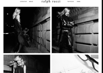 Ralph Rucci official website