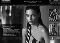 Donna Karan official website