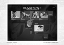 Arrow official website