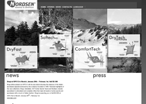 Nordsen official website
