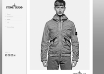 Stone Island official website