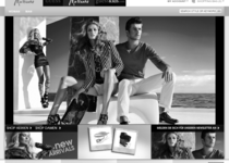 Marciano official website