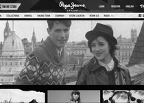 Pepe Jeans official website