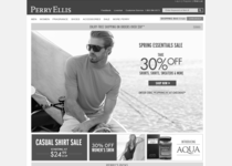 Perry Ellis official website