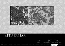 Ritu Kumar official website