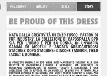 Be Proud of this Dress official website