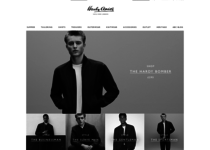 Hardy Amies official website