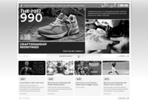 New Balance official website