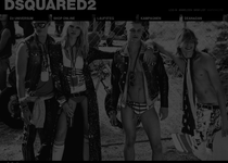 Dsquared² official website