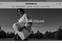 Coccinelle official website