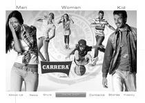 Carrera Jeans official website