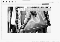 Marni official website