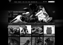 Dainese official website