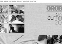 Oroblu official website