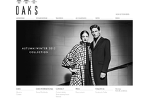 Daks official website