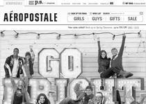 Aeropostale official website