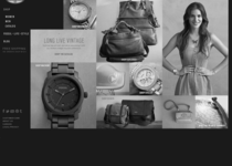 Fossil official website