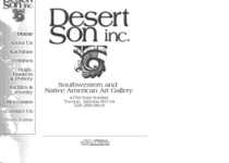 Desert Son official website