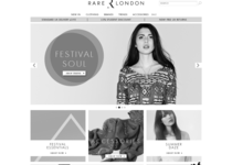 Rare London official website
