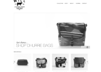 Will Leather Goods official website