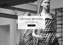 Antonio Berardi official website