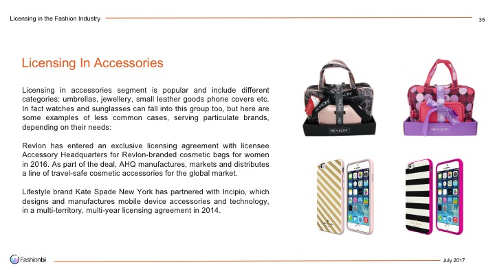 Licensing in fashion industry4